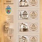Bucharest - 550 years