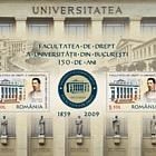 Facoltà di Giurisprudenza dell'Università di Bucarest - 150 anni