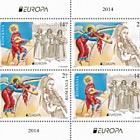 Europa 2014 – National Music Instruments (Type II)