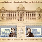 135 years since the establishment of the National Bank of Romania