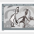 GOPO 7 ARTS - Grand Prix Tours (France) 1958
