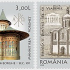 Joint Issue Romania - Russian Federation: Monuments Included in the UNESCO World Heritage List