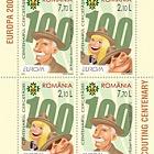 Europa 2007 - Scouting Centenary (Type II)