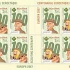 Europa 2007 - Scouting Centenary (Type I & II)