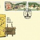 Romanian Postage Stamp Day - The Centenary of the Bistra Local Postage Stamps