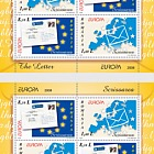 Europa 2008 - The Letter (Type I & II)