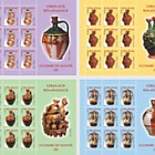 Romanian Pottery - Wedding Pots (II)