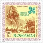 Centenaire de la Loterie roumaine 1906-2006
