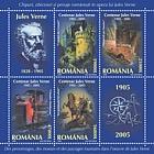 Jules Verne Centenary, 1905 – 2005