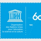 UNESCO – 60 years (with label)