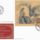 Dimitrie C. Butculescu – 160 years since his birth (FDC-SovS)