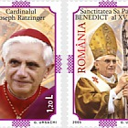 The beginning of a New Pontificate – His Holiness Pope Benedict XVI
