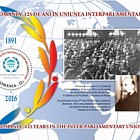 Romania, 125 years in the Inter-Parliamentary Union