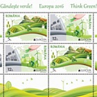 Europa 2016 - Think Green (Block Type I)