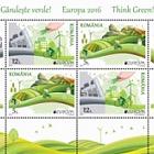 Europa 2016 - Think Green (Block Type II)