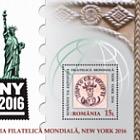 World Stamp Show New York 2016
