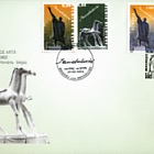 Joint stamp issue Romania – Belgium, 10 years since the death of Idel Ianchelevici