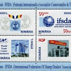 50 years of International Federation Stamp Dealers' Associations