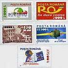 Postal services (definitives)
