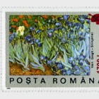 100 years since the death of the painter Van Gogh - overprint