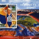 Olymphilex - Sydney 2000 (imperforate souvenir sheet)