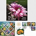 Cactus Flowers - (Philatelic Album)
