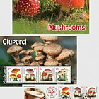 Mushrooms - (Philatelic Album)