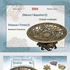 Romanian Collections - Plateaus / Trivets (I) - (Philatelic Album)