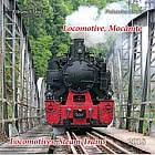 Locomotives, Steam Trains