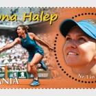 Simona Halep, Ein Wahrzeichen Champion