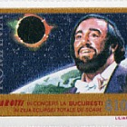 Pavarotti's Concert at Bucharest on the Day of Total Solar Eclipse – August 11th