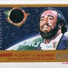Il Concerto di Pavarotti a Bucarest nel Giorno del Total Solar Eclipse - 11 Agosto