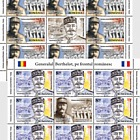 Joint Issue Romania - France, General Berthelot on the Romanian Front