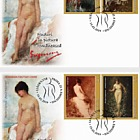 Nudes in Romanian Painting