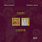 The Holy Easter 2019 - Philatelic Album