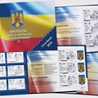 The Constitution of Romania, Guarantor of the Romanian Citizens Rights - Philatelic Booklet