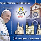 2019 Romania - Vatican Joint Issue, The Apostolic Visit of Pope Francis to Romania