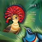 Exotic Birds - Philatelic Album