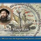 Magellan, 500 Años Después, El Comienzo del Viaje Alrededor del Mundo