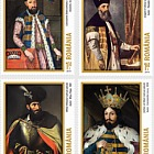 Romanian Rulers in Painting