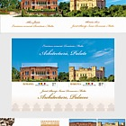 Joint Issue Romania-Malta, Architecture Palaces - Philatelic Album