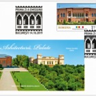 Joint Issue Romania-Malta, Architecture Palaces
