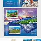 Joint Issue Romania - Gibraltar, Natural Reserves - Philatelic Album