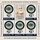 Excellence in Law, 160 Years of Romanian Legal Education