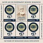 Excelencia en Derecho, 160 Años de Educación Jurídica Rumana