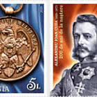 Anniversares, Events - Alexandru Loan Cuza 200th Ann of his Birth