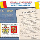 Romania - Holy See, 100 Years Since The Establishment of Diplomatic Relations