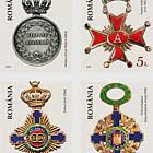 Órdenes Y Medallas Rumanas