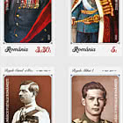 Romanian Postage Stamp Day - The Uniforms Of The Romanian Royalty (II)