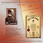 The Peace Treaties Of Paris 1919-1920 - Imperforated Sheet